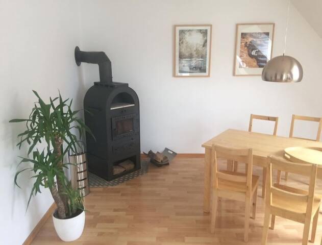 Studio in Maisonette-Wohnung nahe Salzgitter