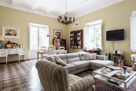 apartment in ancient Villa Tuscany (oca badessa)