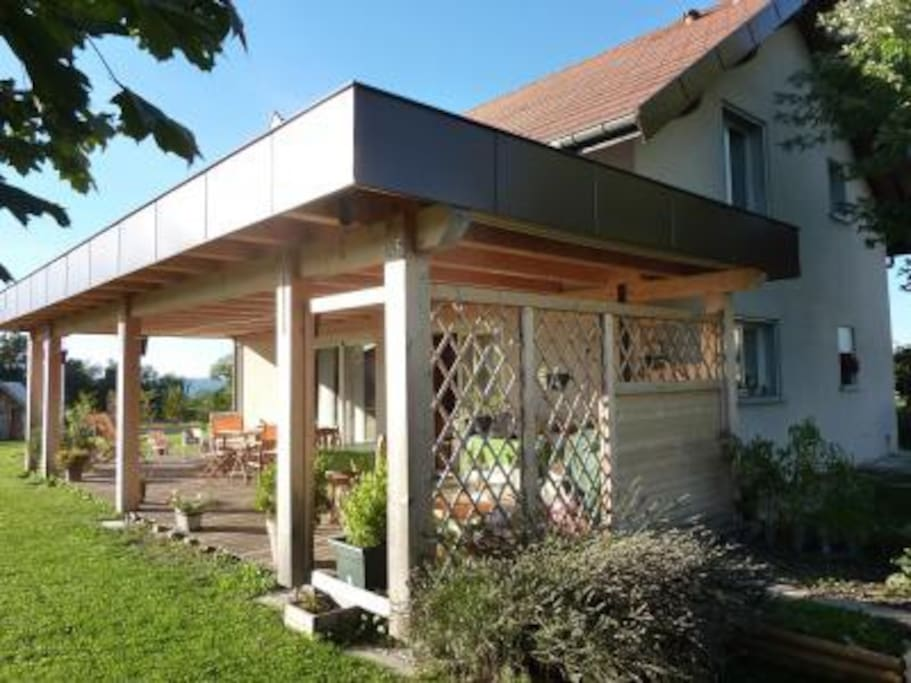 Maison dans village proche d 39 annecy maisons louer for Annecy location maison