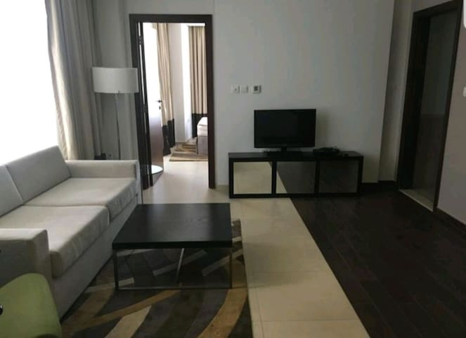 1 bedroom with panoramic view in Dubai
