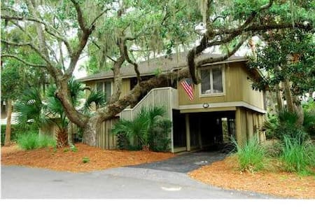 Cozy cottage on private island. - Seabrook Island