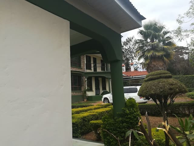 Own Space Elgon View Home Away