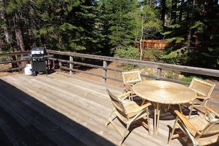 Tahoe City 3BR/2ba cabin