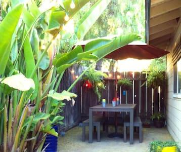 Cozy Home in SLO, Private Room - San Luis Obispo