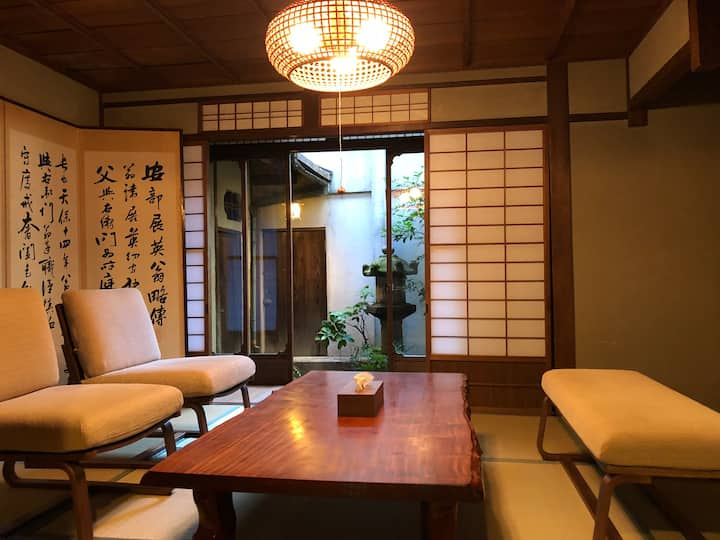 Traditional Japanese style house!!