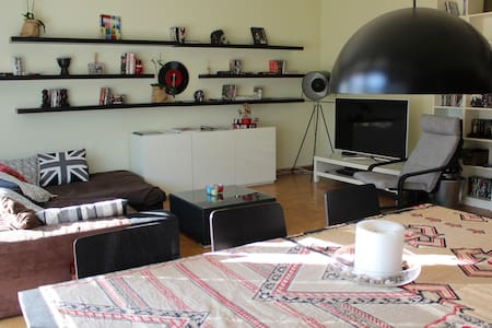 Nice Apartment in Meyrin - Huoneisto