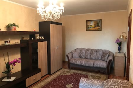 "1 room apartment at praspekt haziety ""Zviazda"""