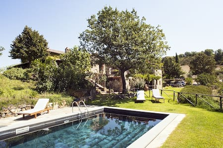 Old Hamlet of 700 with private pool - Villa