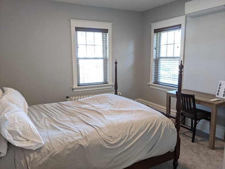 Budget accommodation in uptown Harrisburg
