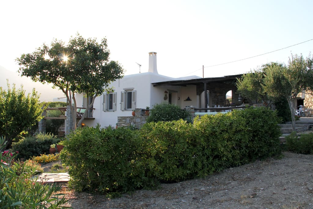 BEAUTIFULL VILLA GOLDEN BEACH,PAROS