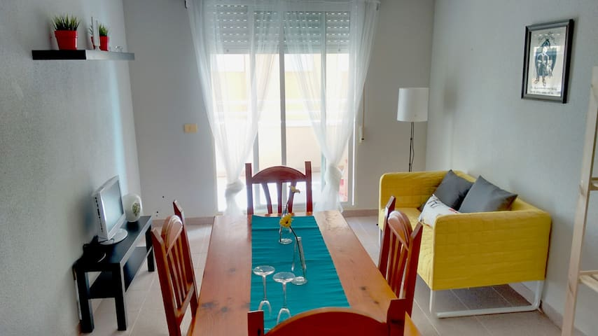 Charming flat 5 minutes from Beach! - Moncofa