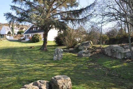 Maison de vacances et grand jardin - Trédrez-Locquémeau - House