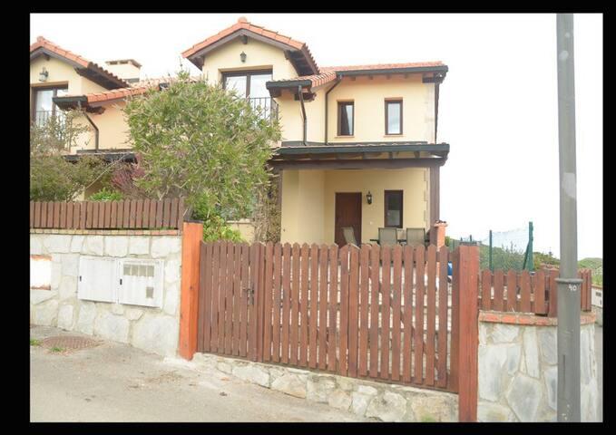 Tranquila casa mar y montaña - Prellezo  - Haus