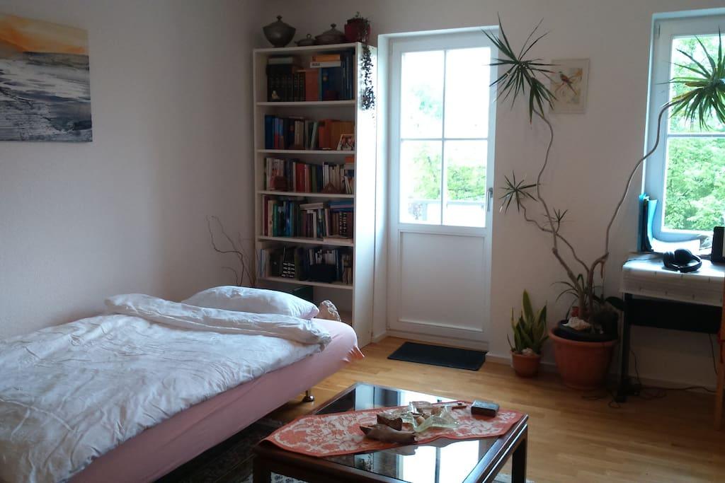 17 M Zimmer 2 Schlafsofas Balkon Wohnungen Zur Miete