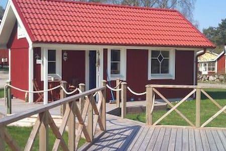 Stuga i Hällevik, Blekinge