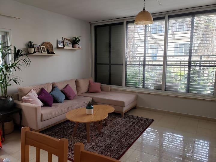 lovely apartment near Tel Aviv
