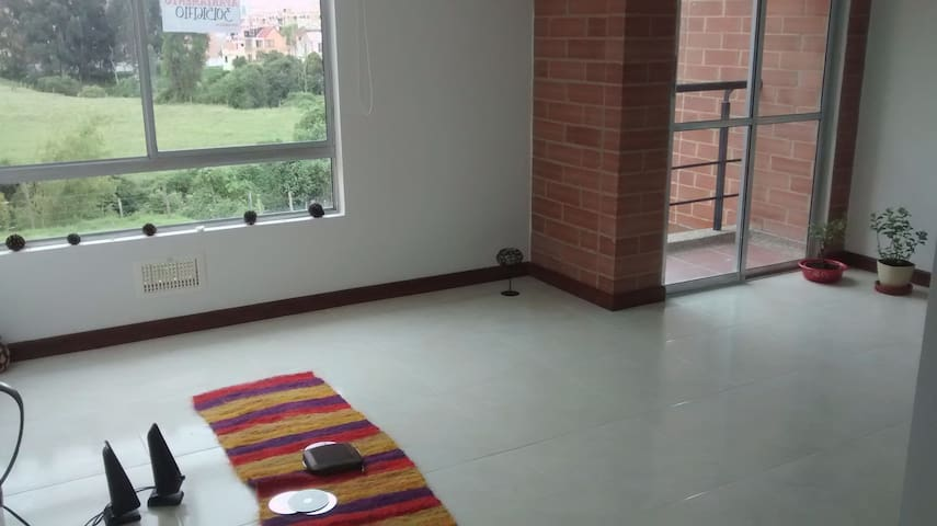 HERMOSO APARTAMENTO - Zipaquirá - Appartement