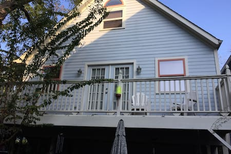 Private Guesthouse in the Heights - Houston - Pension
