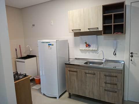 Apartamento n° 203 em Frederico West. com garagem.