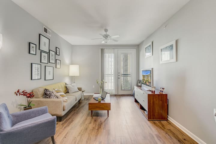 Live + Work + Stay + Easy | 1BR in Fort Worth