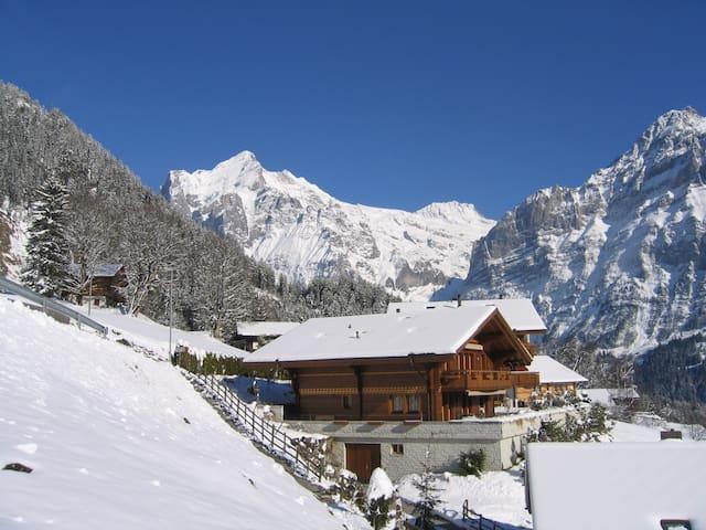 Chalet Heimat - Grindelwald - Haus