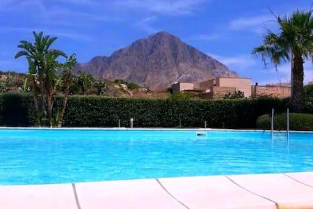 "Holiday Home ""Villamare"" - Custonaci - Muu"