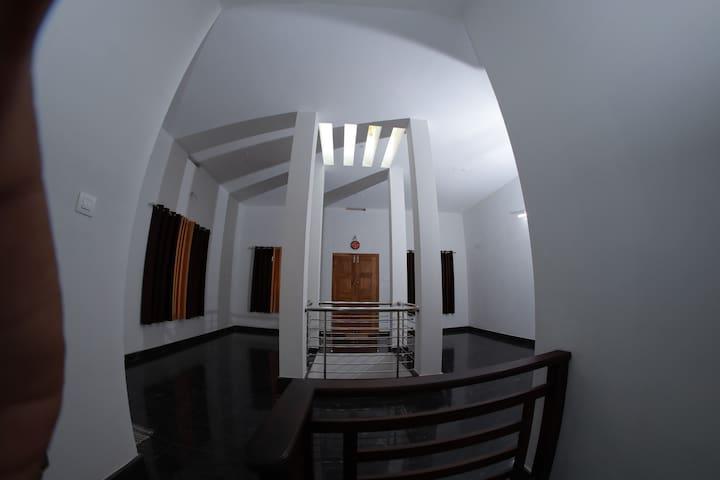 First floor living area