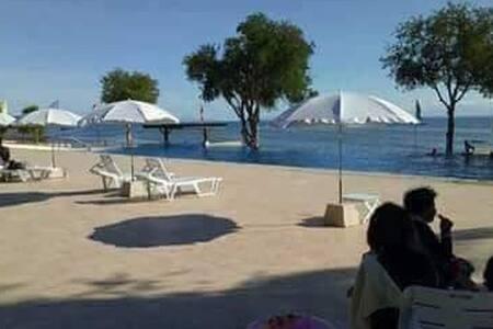 """SUPER DE LUXE"" Transient House "" &Pivate  Beaches"
