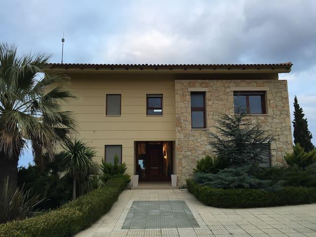 Villa Nantia - Kato Archanes - Villa