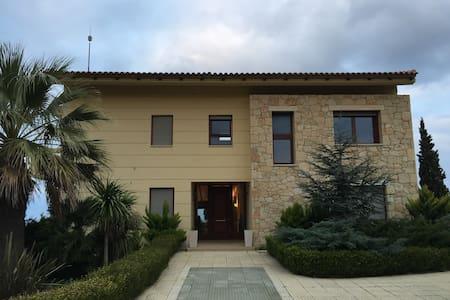 Villa Nantia - Kato Archanes