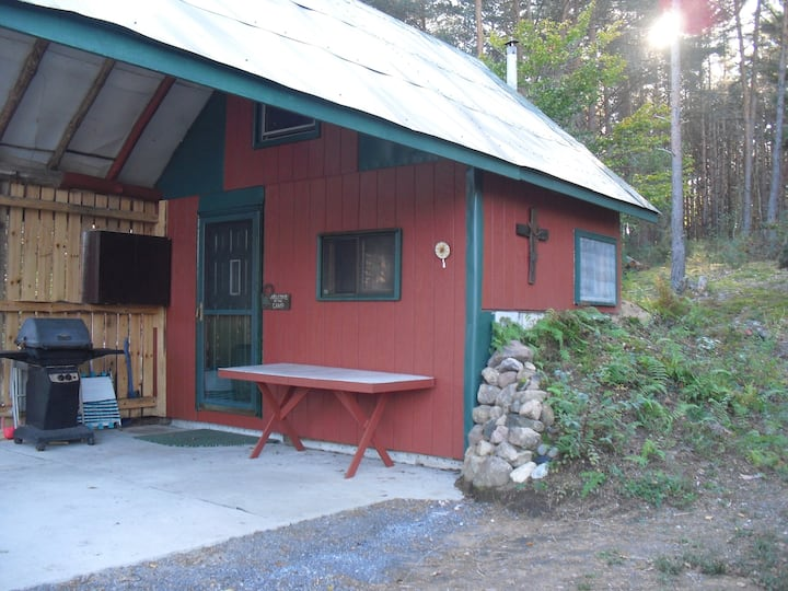 Pine Marten Cabin at The King's Pines