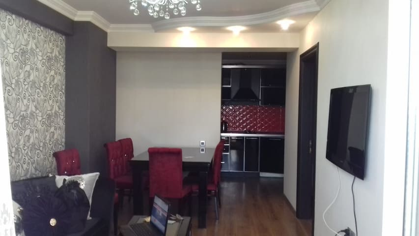 2 bedroom apartment nerimanov