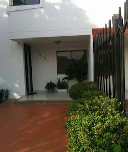 Habitación privada y zonas compartidas - Casa UPAR - Valledupar - Hus