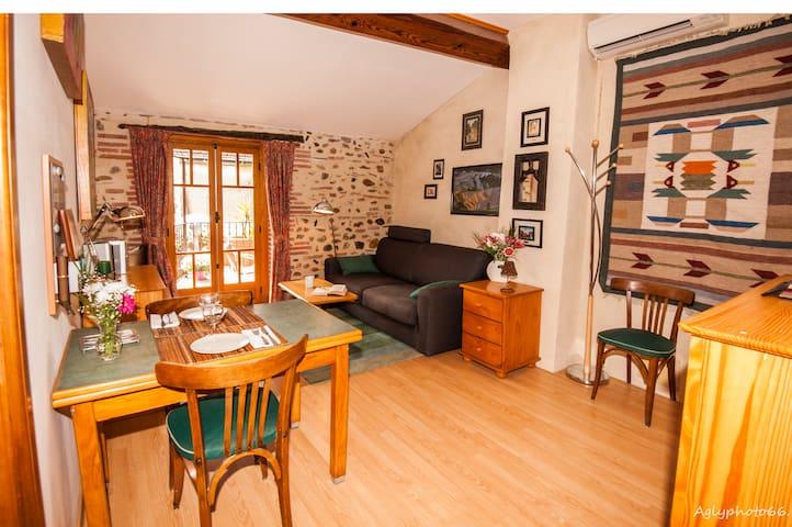 Ma chambre d'hôtes à Rivesaltes