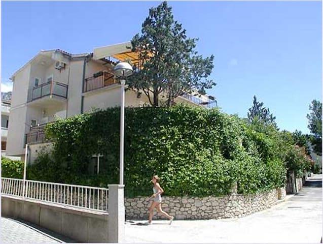 Villa Jadranka Baška Voda Croatia - Baška Voda - Wohnung