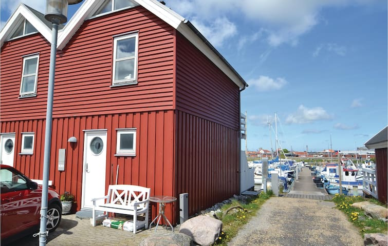Holiday apartment with 1 bedroom on 50 m² in Grenaa