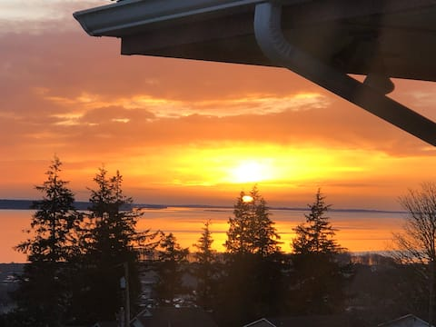 Grays Harbor Room with a view