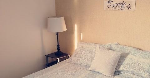 Adorable habitación por Aeropuerto de Toluca