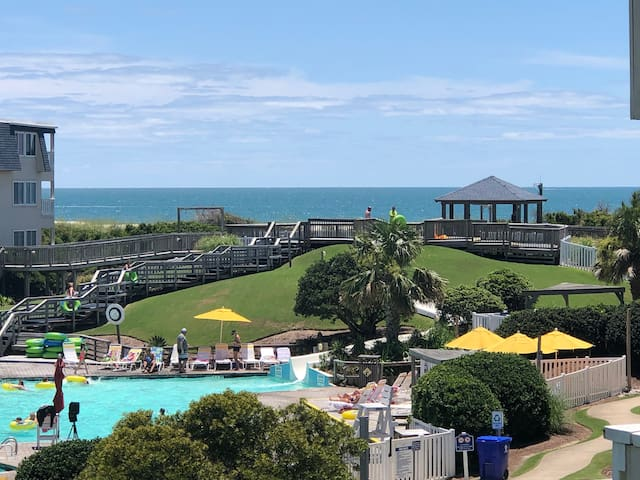 Family Friendly Oceanfront Resort