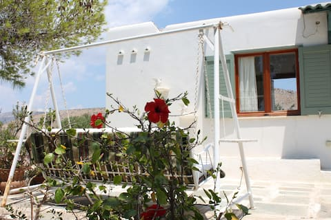Aegean traditional home in Athens Riviera