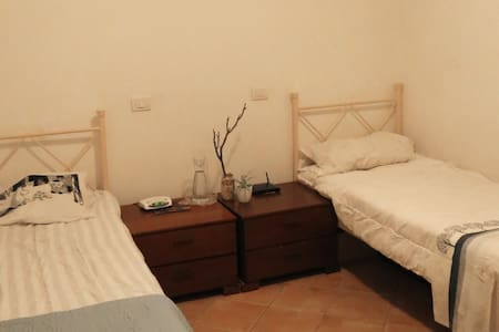 Double room in the center - Plasencia - Apartamento