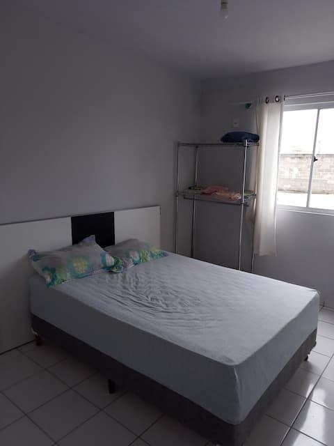 Apartamento da Tatá,simples mais aconchegante