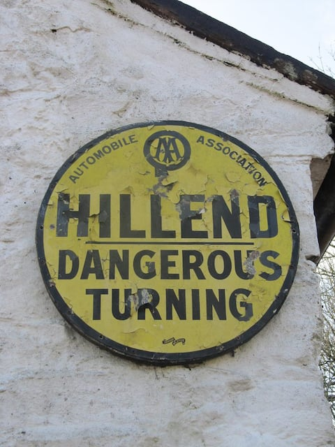Hillend Farmhouse (Bed and  Breakfast)