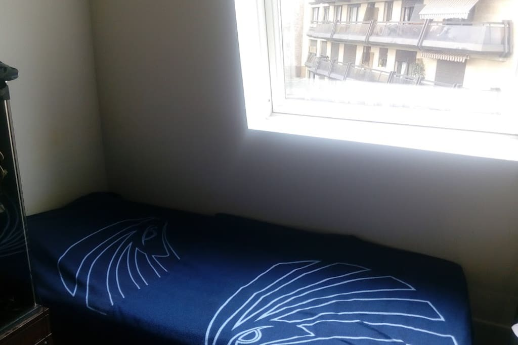 First Bed & Window