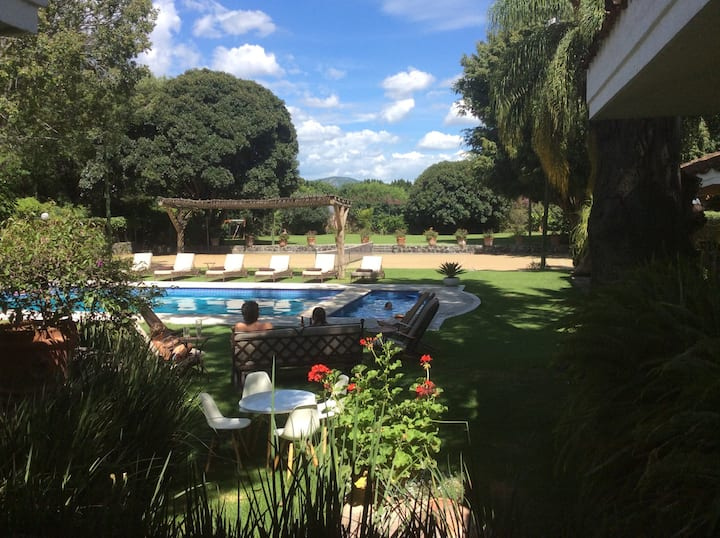 Amazing 7,000 sqm vacation villa in Atlixco, MX
