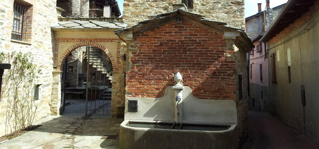 La Fonte Preziosa - Donato