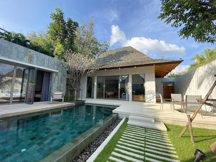 Award Winning Luxury 2 Bedroom Villa with Pool