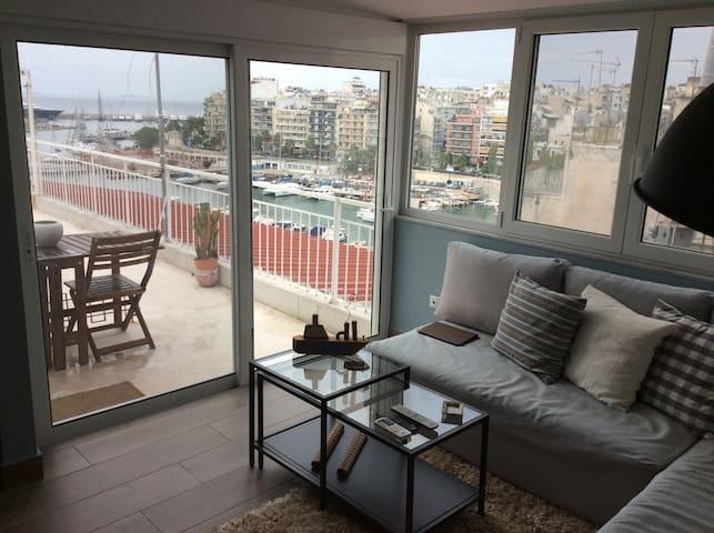 Sea view, luxury apartment - Pireas - Lakás