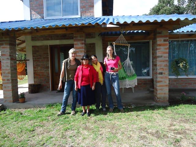 Belle petite maison à la campagne - Cayambe - House