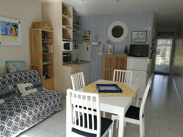 Appartement privé en bord de mer